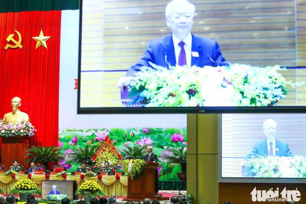 Những hình ảnh khó quên tại Đại hội Đại biểu Đảng bộ Quân đội - Ảnh 15.
