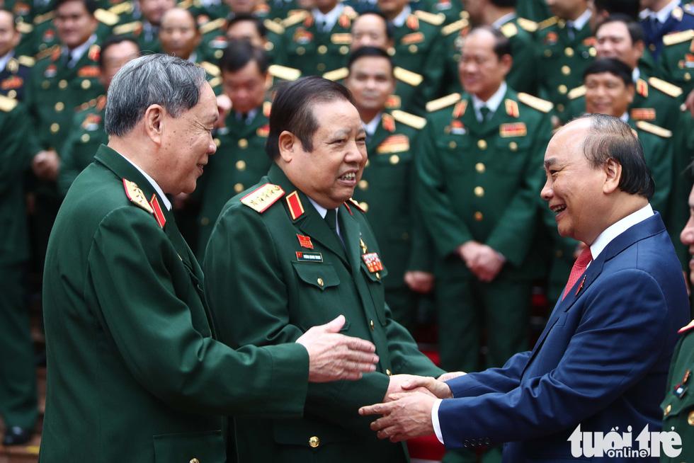 Những hình ảnh khó quên tại Đại hội Đại biểu Đảng bộ Quân đội - Ảnh 4.