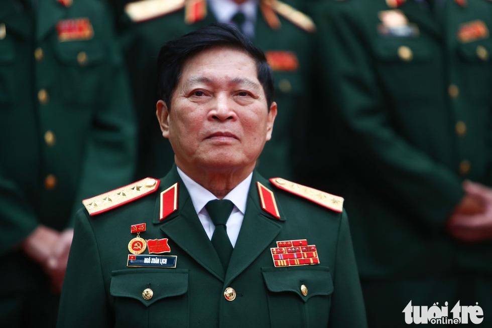 Những hình ảnh khó quên tại Đại hội Đại biểu Đảng bộ Quân đội - Ảnh 7.