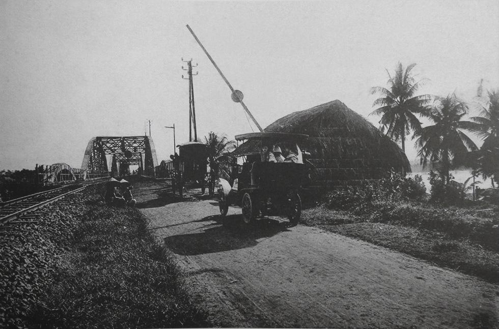 Ngắm 'hòn ngọc Viễn Đông' Sài Gòn đầu thế kỷ 20 qua những bức ảnh quý - Ảnh 5.