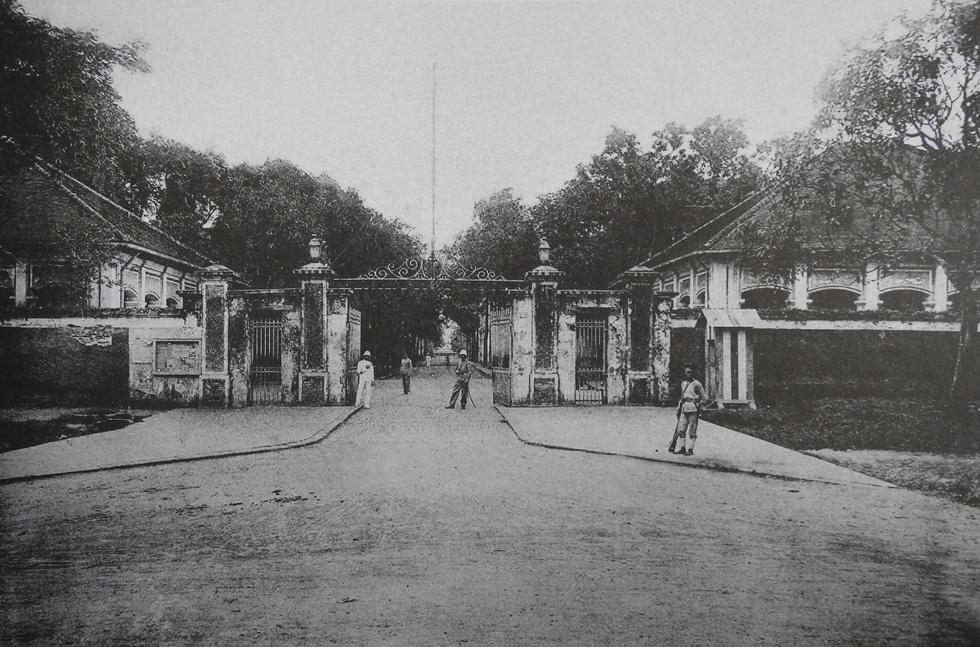 Ngắm 'hòn ngọc Viễn Đông' Sài Gòn đầu thế kỷ 20 qua những bức ảnh quý - Ảnh 7.