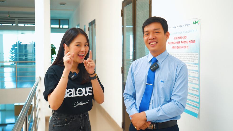 Trường ĐH Bà Rịa - Vũng Tàu lên sóng Khám phá trường học lúc 19h tối nay - Ảnh 1.