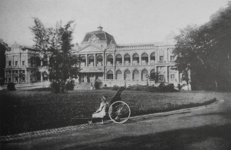 Ngắm 'hòn ngọc Viễn Đông' Sài Gòn đầu thế kỷ 20 qua những bức ảnh quý - Ảnh 8.