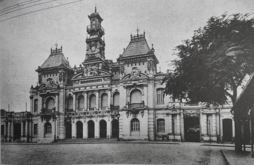 Ngắm 'hòn ngọc Viễn Đông' Sài Gòn đầu thế kỷ 20 qua những bức ảnh quý - Ảnh 9.