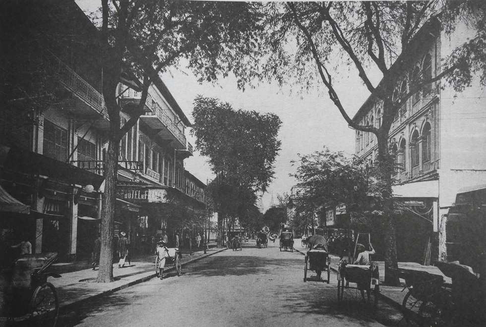 Ngắm 'hòn ngọc Viễn Đông' Sài Gòn đầu thế kỷ 20 qua những bức ảnh quý - Ảnh 10.