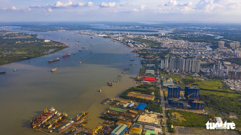 Ngắm Sài Gòn - thành phố hoa lệ bên những dòng sông - Ảnh 16.