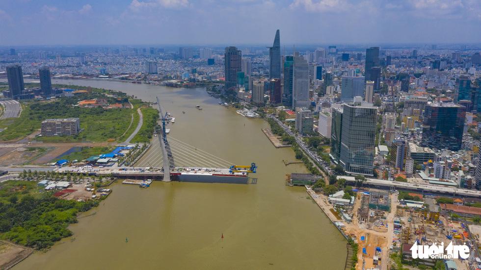 Ngắm Sài Gòn - thành phố hoa lệ bên những dòng sông - Ảnh 6.