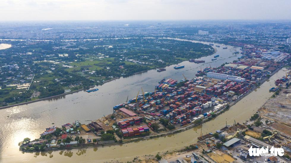 Ngắm Sài Gòn - thành phố hoa lệ bên những dòng sông - Ảnh 7.