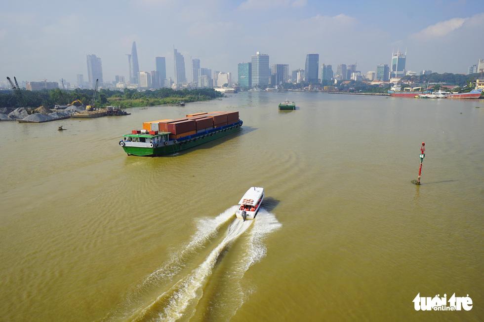 Ngắm Sài Gòn - thành phố hoa lệ bên những dòng sông - Ảnh 9.