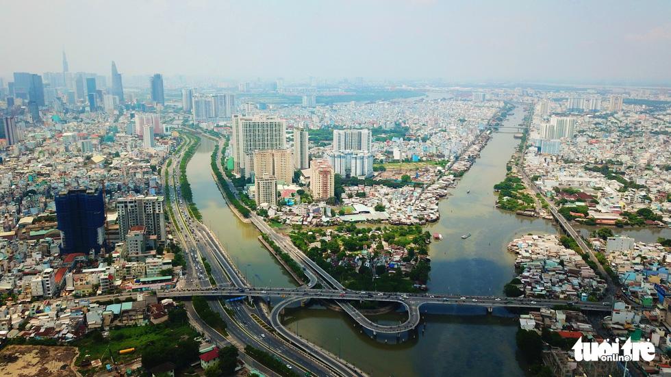 Ngắm Sài Gòn - thành phố hoa lệ bên những dòng sông - Ảnh 11.