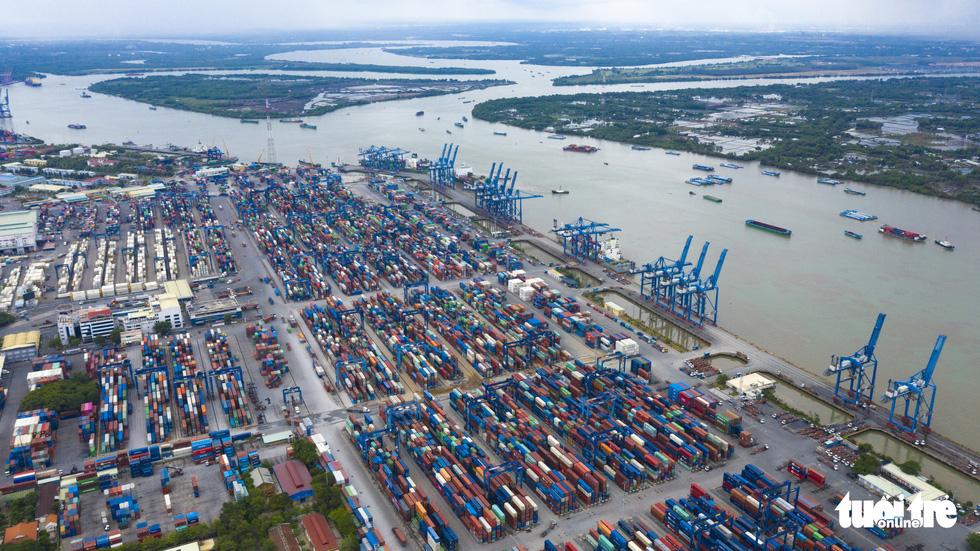 Ngắm Sài Gòn - thành phố hoa lệ bên những dòng sông - Ảnh 4.
