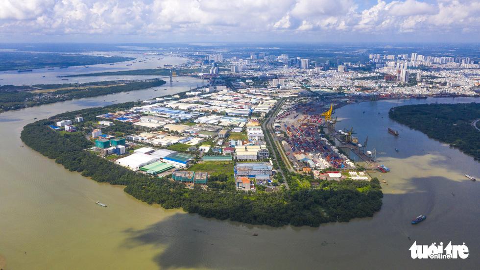 Ngắm Sài Gòn - thành phố hoa lệ bên những dòng sông - Ảnh 15.