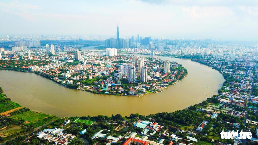 Ngắm Sài Gòn - thành phố hoa lệ bên những dòng sông - Ảnh 18.