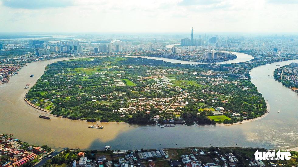 Ngắm Sài Gòn - thành phố hoa lệ bên những dòng sông - Ảnh 19.
