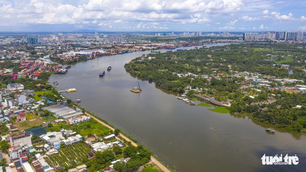 Ngắm Sài Gòn - thành phố hoa lệ bên những dòng sông - Ảnh 14.