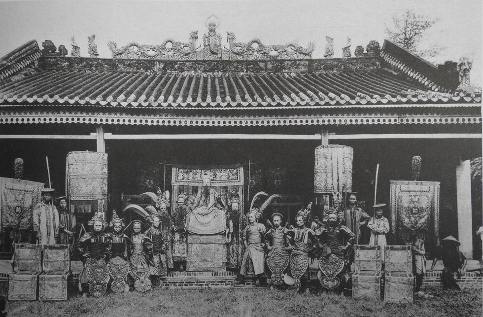 Ngắm 'hòn ngọc Viễn Đông' Sài Gòn đầu thế kỷ 20 qua những bức ảnh quý - Ảnh 12.