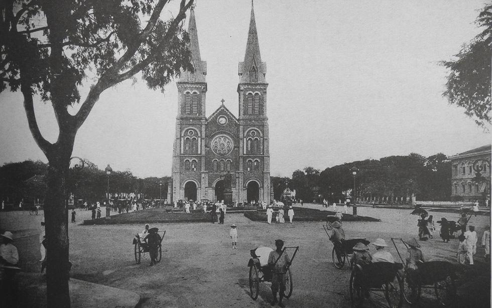 Ngắm 'hòn ngọc Viễn Đông' Sài Gòn đầu thế kỷ 20 qua những bức ảnh quý - Ảnh 2.