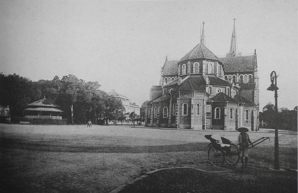 Ngắm 'hòn ngọc Viễn Đông' Sài Gòn đầu thế kỷ 20 qua những bức ảnh quý - Ảnh 15.