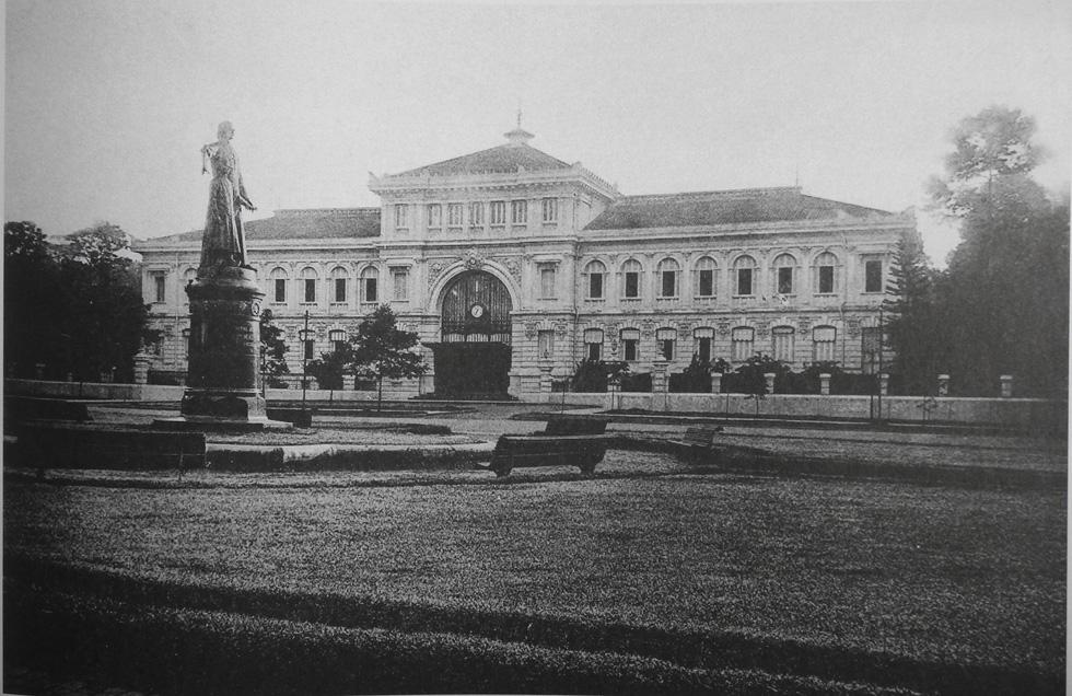 Ngắm 'hòn ngọc Viễn Đông' Sài Gòn đầu thế kỷ 20 qua những bức ảnh quý - Ảnh 17.