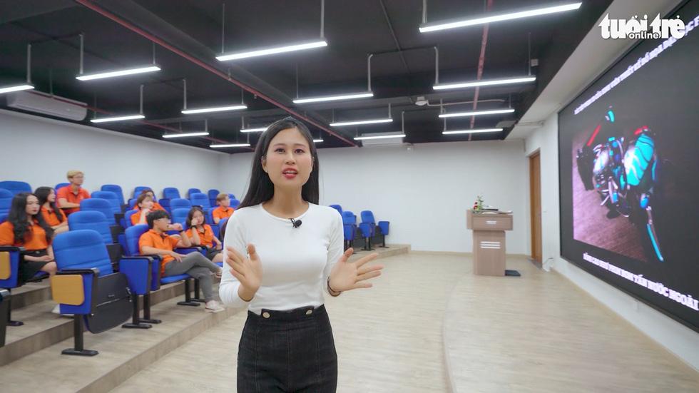 19h tối nay, ĐH FPT TP.Hồ Chí Minh lên sóng Khám phá trường học - Ảnh 3.