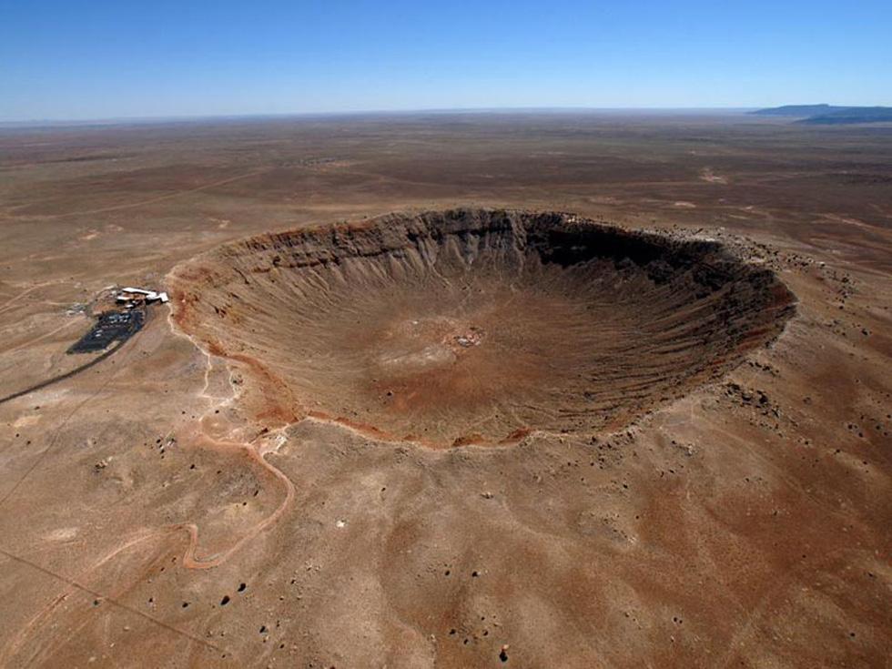 Những hố thiên thạch triệu năm tuổi trên Trái đất - Ảnh 7.