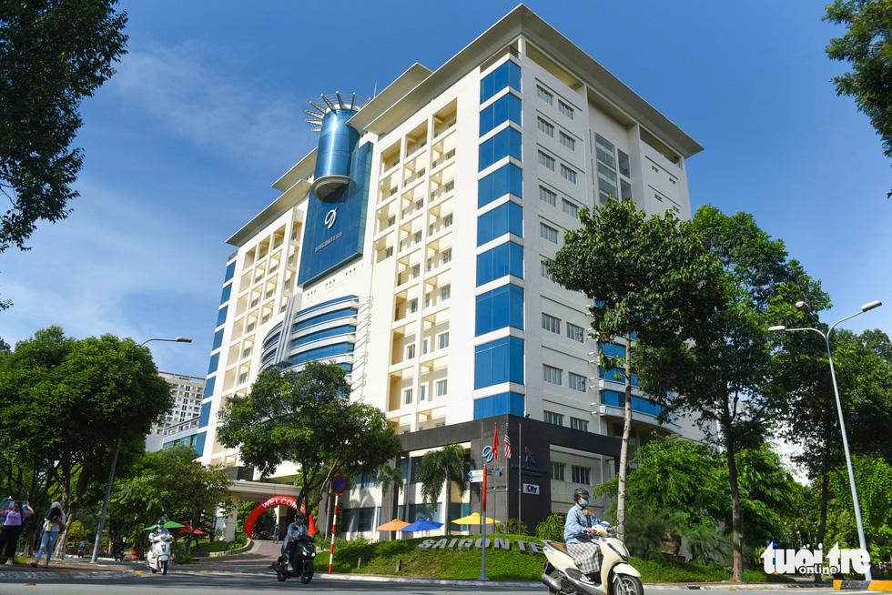 Cận cảnh cao ốc, chung cư, khách sạn... ngàn tỉ đang được rao bán - Ảnh 7.