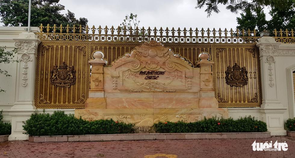 Những lâu đài hoành tráng của đại gia xăng dầu Ngô Văn Phát vừa bị bắt - Ảnh 11.