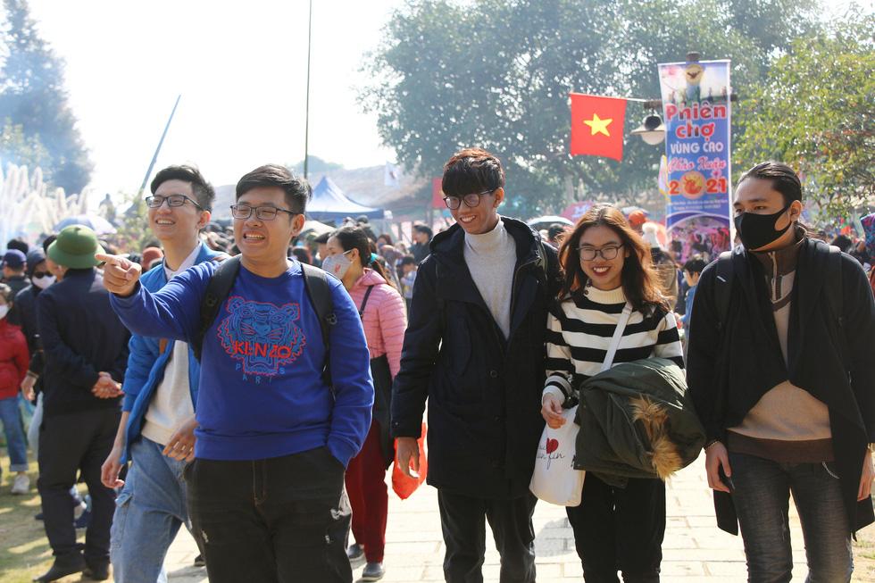 Chợ phiên vùng cao đưa về Hà Nội: Làm hay thì hút khách - Ảnh 5.