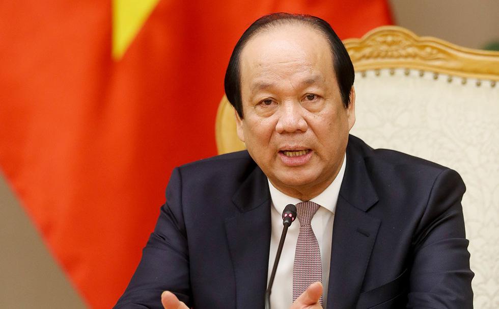 Bộ trưởng Mai Tiến Dũng nói về thương hiệu quốc gia Việt Nam và hậu trường chống dịch khác WHO - Ảnh 3.