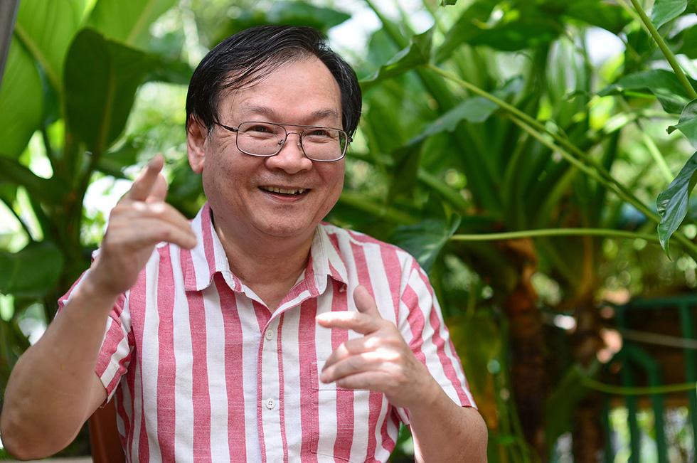 Nhà văn Nguyễn Nhật Ánh: Sẽ viết cho đến ngày bạo chúa thời gian ghé thăm - Ảnh 1.