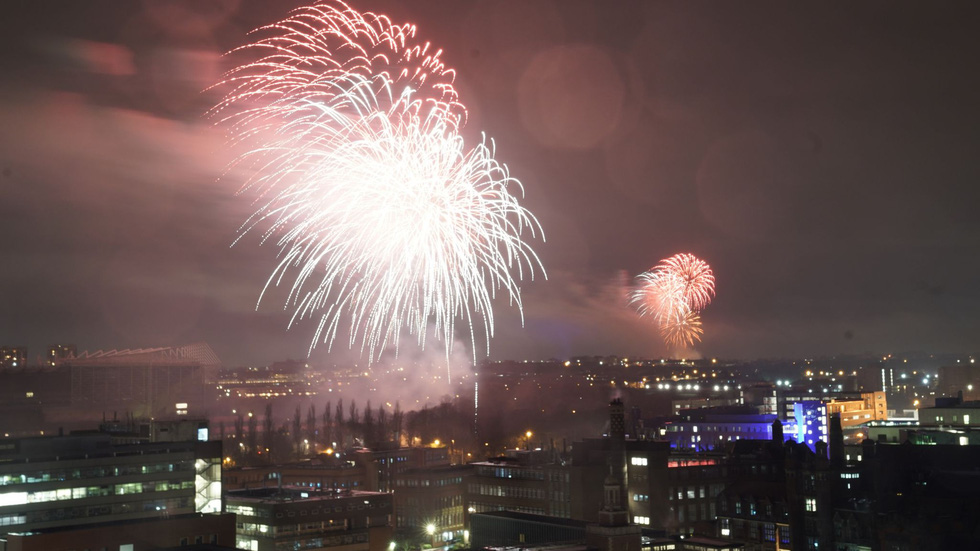 شب سال نو در انگلیس: زنگ بیگ بن به صدا در می آید ، اما هیچ کس در خیابان نیست - تصویر 6.