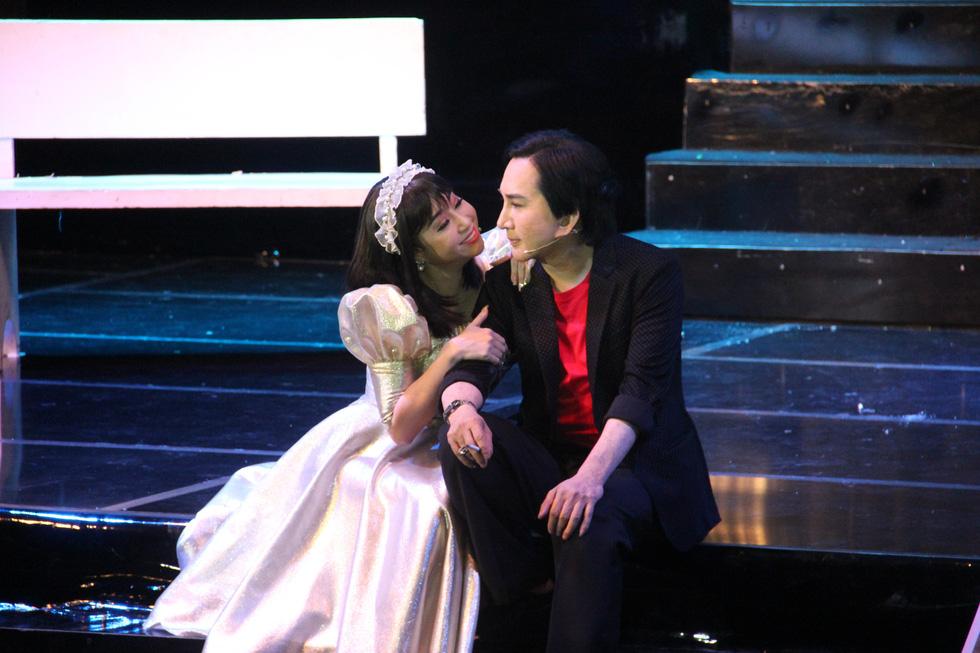 Đại Nghĩa ca cải lương tuồng cổ trong live show Kim Tử Long - Thoại Mỹ - Ảnh 9.