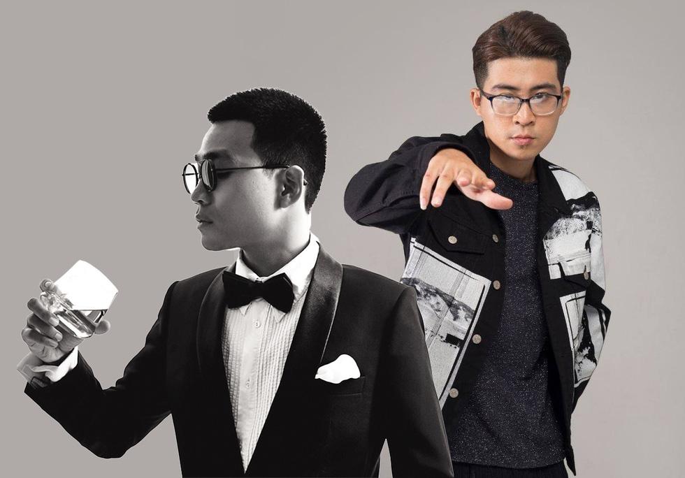 Hành trình 2 thập niên Rap Việt - Ảnh 1.