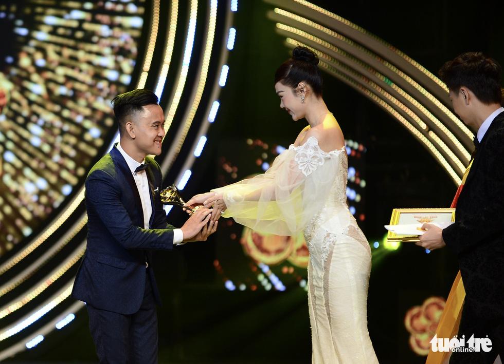 Jack, Vũ Cát Tường, Huỳnh Lập, DaLAB nhận giải Mai Vàng 2020 - Ảnh 8.