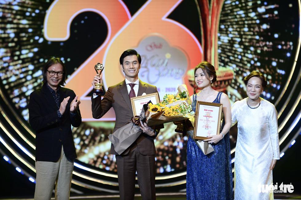 Jack, Vũ Cát Tường, Huỳnh Lập, DaLAB nhận giải Mai Vàng 2020 - Ảnh 5.