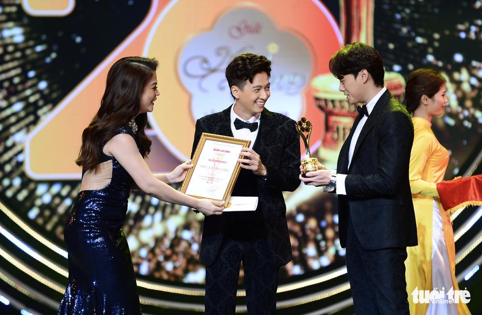 Jack, Vũ Cát Tường, Huỳnh Lập, DaLAB nhận giải Mai Vàng 2020 - Ảnh 6.