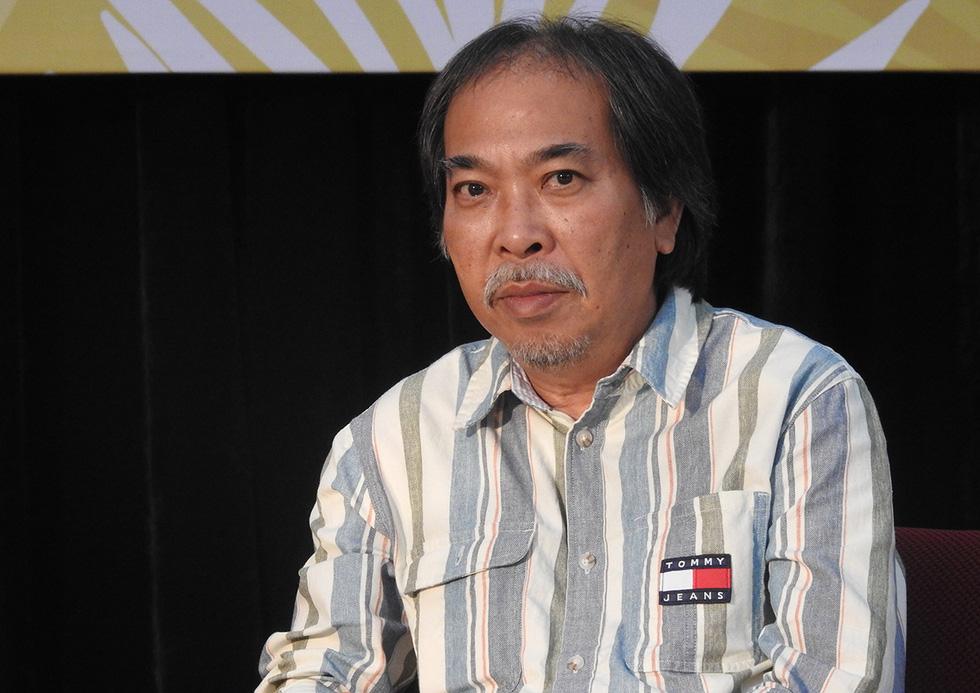 Chủ tịch Hội Nhà văn Việt Nam Nguyễn Quang Thiều: Các nhà văn hãy viết thật mê đắm - Ảnh 1.