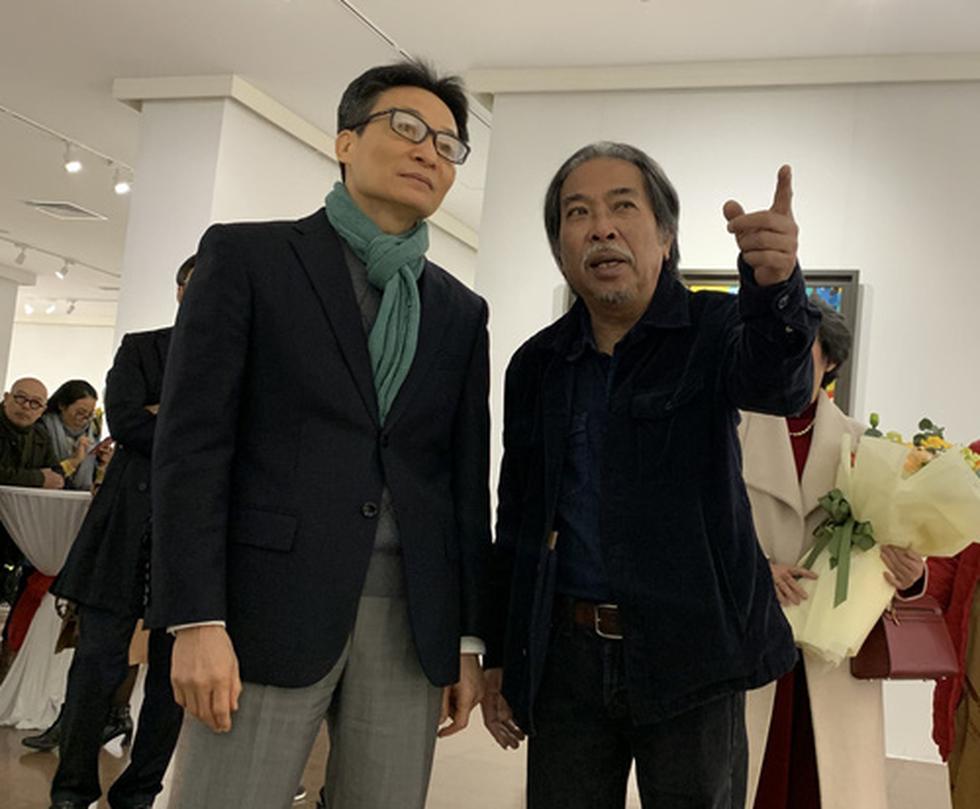 Chủ tịch Hội Nhà văn Việt Nam Nguyễn Quang Thiều: Các nhà văn hãy viết thật mê đắm - Ảnh 2.