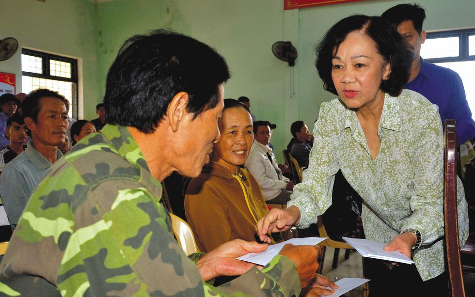 Trưởng Ban Dân vận Trung ương Trương Thị Mai: Những day dứt, trăn trở nhắc nhở trách nhiệm của tôi - Ảnh 3.