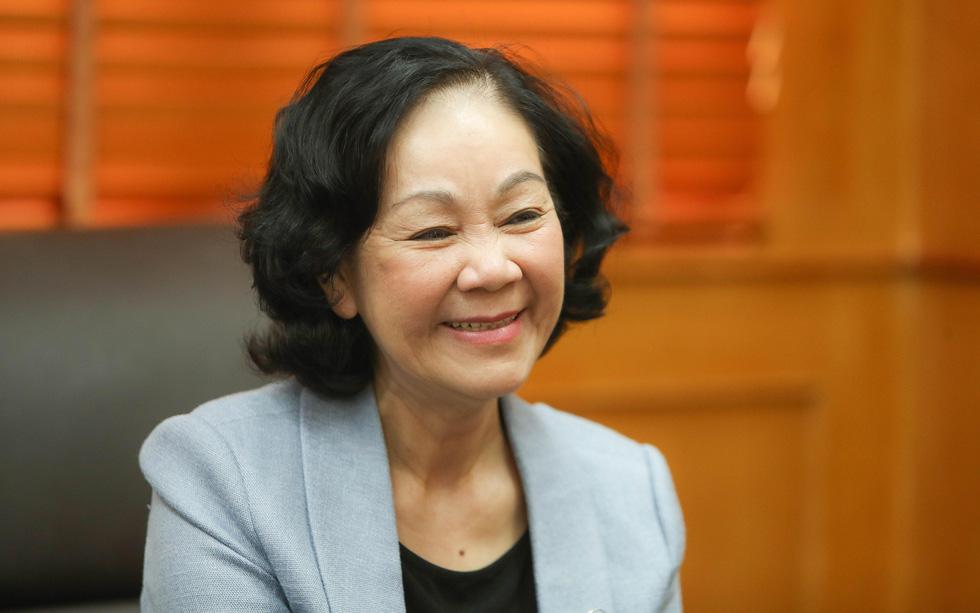 Trưởng Ban Dân vận Trung ương Trương Thị Mai: Những day dứt, trăn trở nhắc nhở trách nhiệm của tôi - Ảnh 1.