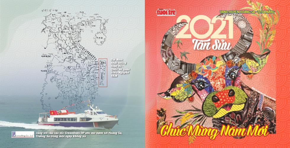 Từ 17-1, mời bạn đón đọc: Giai phẩm Tuổi Trẻ Xuân Tân Sửu 2021 - Ảnh 3.