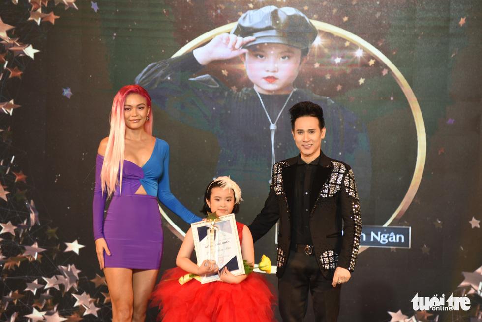 Cao Xuân Tài, Phan Thị Mơ, Nguyên Vũ, Nam Phong đồng hành cùng mẫu nhí - Ảnh 6.