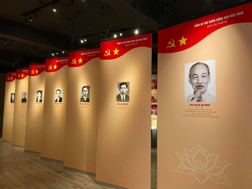 Xem hành trình xúc động hơn 90 năm của dân với Đảng qua 12 kỳ đại hội - Ảnh 6.