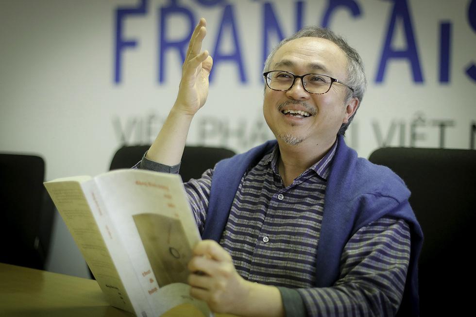 Nghệ sĩ Đặng Thái Sơn: Tôi không cần đàn bà, không cần đàn ông, chỉ cần cây đàn - Ảnh 3.