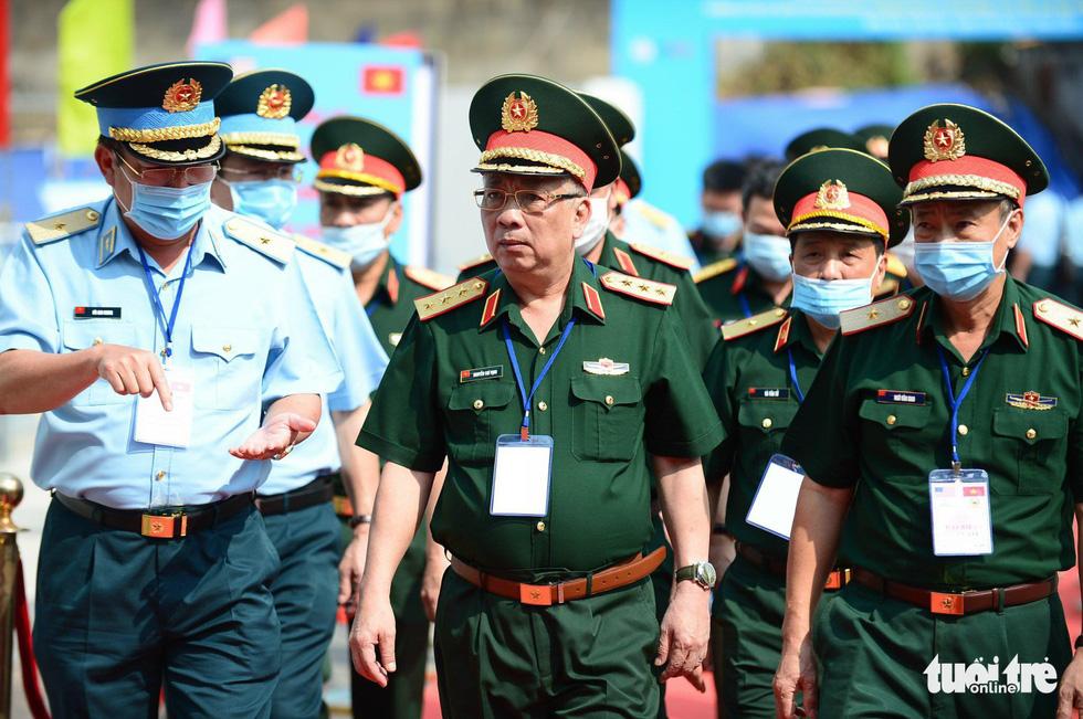 Công bố quy trình làm sạch dioxin ở sân bay Biên Hòa - Ảnh 10.