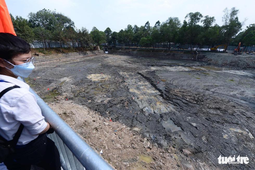 Công bố quy trình làm sạch dioxin ở sân bay Biên Hòa - Ảnh 2.