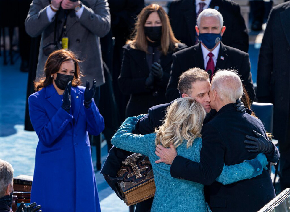 مروری بر مراسم تحلیف رئیس جمهور آمریکا ، بایدن از طریق عکس ها - عکس 11.