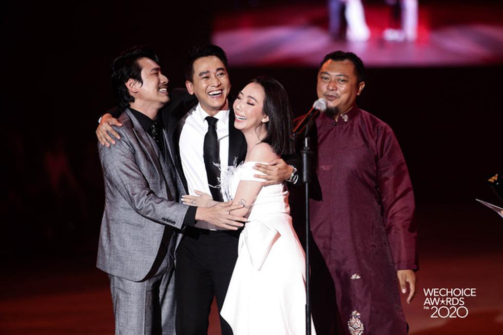 Thủy Tiên, Jack, MCK… được vinh danh tại WeChoice Awards 2020 - Ảnh 4.