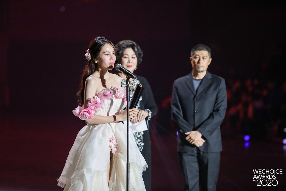 Thủy Tiên, Jack, MCK… được vinh danh tại WeChoice Awards 2020 - Ảnh 5.