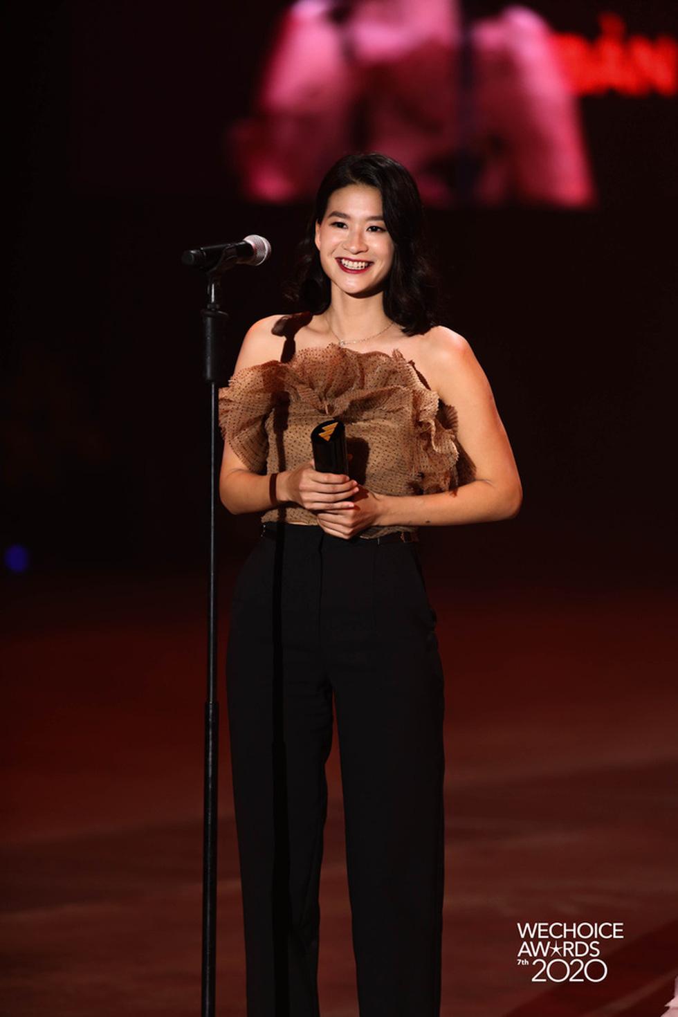 Thủy Tiên, Jack, MCK… được vinh danh tại WeChoice Awards 2020 - Ảnh 17.